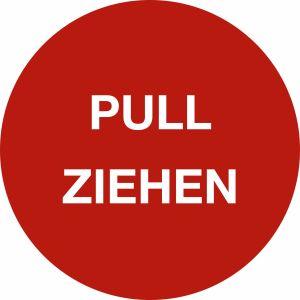 Piktogramm - PULL/ ZIEHEN