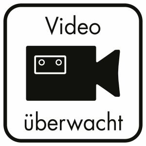 Video überwacht