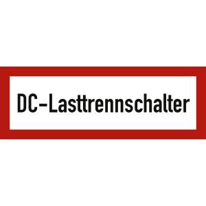 DC-Lasttrennschalter