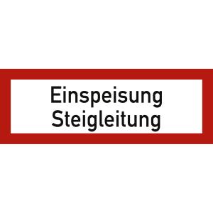 Einspeisung Steigleitung nach DIN 4066