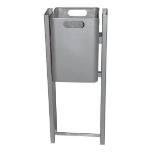 Abfallbehälter CAMPINA - Inhalt 35 Liter