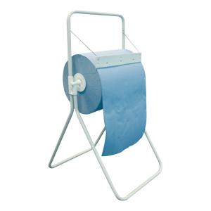 Papierabroller CLEANO als Bodenaufsteller
