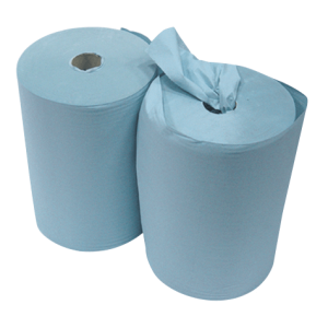 Spezial Putzpapier für Papierabroller CLEANO