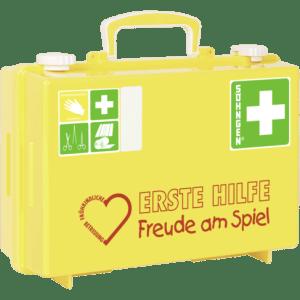 """Erste-Hilfe-Koffer für frühkindliche Betreuung """"Freude am Spiel"""" - Söhngen®"""