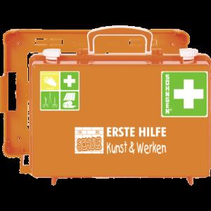 "Erste-Hilfe-Koffer SN-CD ""Kunst & Werken"" - Söhngen®"