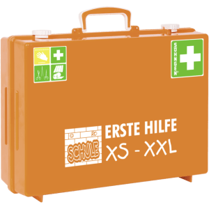 "Erste-Hilfe-Koffer MT-CD ""Schule  XS-XXL"" - Söhngen®"