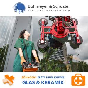 Erste Hilfe Koffer Glaserei DIN 13157 / ASR A4.3 - Söhngen® DIREKT
