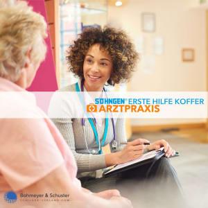 Medizinischer Notfallkoffer Arztpraxis - Söhngen®