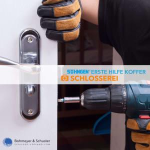 Erste Hilfe Koffer Schlosserei DIN 13157 / ASR A4.3 - Söhngen® DIREKT