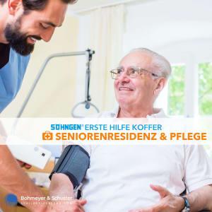 Erste-Hilfe-Koffer MT-CD - Senioren Heim und Pflege, Söhngen