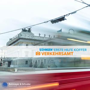 Erste Hilfe Koffer Verkehrsamt DIN 13157 / ASR A4.3 - Söhngen® DIREKT