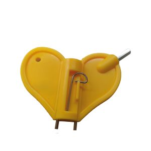 Spezialschlüssel für Baustellen-Warnleuchten