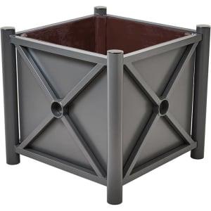 Pflanzkübel PROVINCE aus Stahl