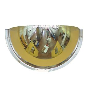 Drei-Wege-Spiegel PANORAMA 180 - Überprüfung von 3 Richtungen