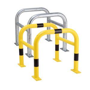Säulenschutz WACHTWERK X® aus Stahl - Stärke XS Ø 48 / 60 mm