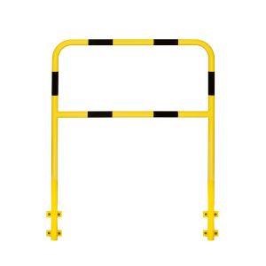 Wand-Schutzbügel WACHTWERK X® FLEX aus Stahl - Stärke XS Ø 48 mm