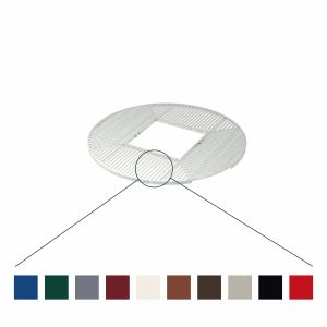 Baumrost SILAOS® aus Metall - rund
