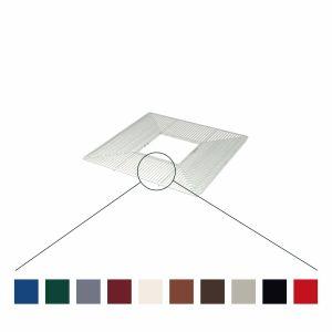 Baumrost SILAOS® aus Stahl - eckig