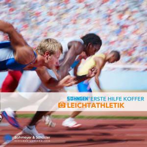 Erste Hilfe Koffer Leichtathletik - Söhngen® SPORT