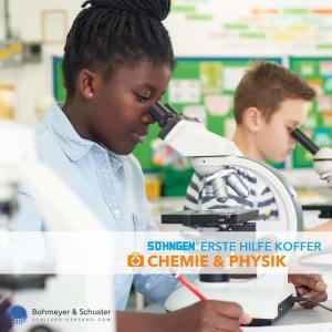 """Erste-Hilfe-Koffer SN-CD """"Chemie & Physik"""" - Söhngen®"""
