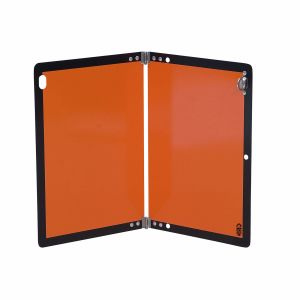 Warntafel / Gefahrguttafel orange für Lkw