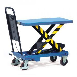 Hubtischwagen - Tragkraft 500 / 750 / 1000 kg