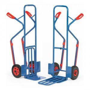 Paketkarre mit auswechselbaren Gleitkufen - Tragkraft 300 kg