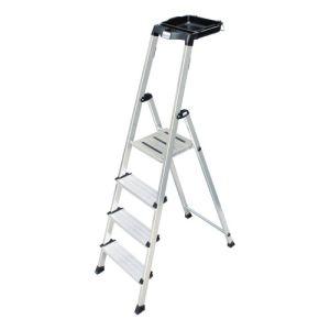 Stufen-Stehleiter MONTO Secury mit MultiGrip