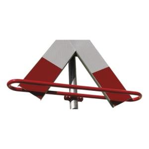 Schutzbügel für Andreaskreuz