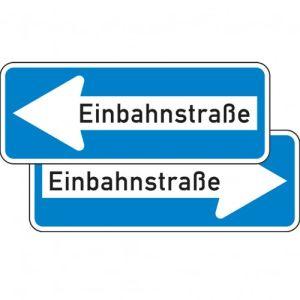 VZ 220-40: Verkehrsschild Einbahnstraße