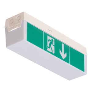 Notleuchte C-LUX STANDARD LED (Wand-/Deckenaufbau)