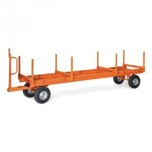 Langmaterial-Anhänger - Tragkraft 2000 / 3000 kg