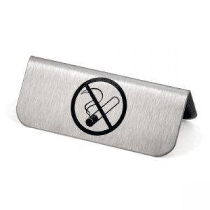 Tischaufsteller - Rauchen verboten (Motiv 2)