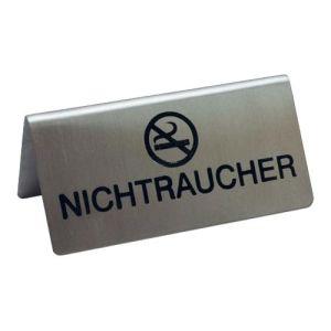 Tischaufsteller - Rauchen verboten (Motiv 3)