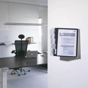 Sichttafel Wandsystem SHERPA WALL 10, Durable