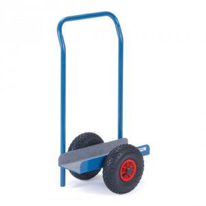 Plattenroller in U-Form mit Anlage- und Schiebebügel - Tragkraft 400 / 500 kg