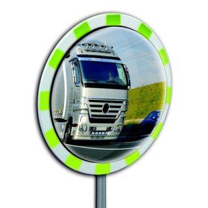 Verkehrsspiegel TM Panorama - Überprüfung von 3 Richtungen