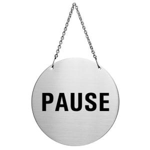 Turnsign - Geöffnet / Pause