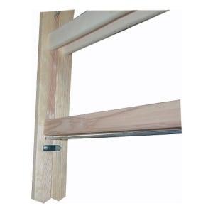 Sprossen-Doppelleiter STABILO aus Holz