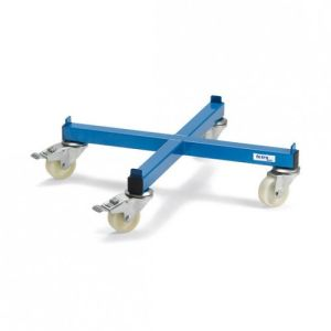 Fassroller mit Abrutschkanten - Tragkraft 250 kg