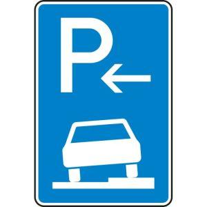 Verkehrszeichen 315-56 Parken auf Gehwegen Schild Anfang