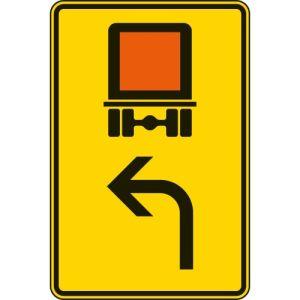 Vorwegweiser Fahrzeuge mit gefährlichen Gütern - VZ 442-11