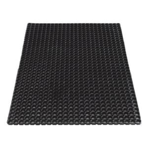Schmutzfangmatte / Fußabtreter SCRIPER aus Ringgummi