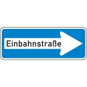 VZ 220-20 Schild Einbahnstaße rechts