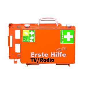 Erste Hilfe DIREKT - TV/Radio