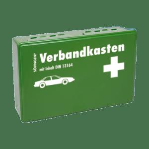 KFZ-Verbandkasten aus Kunststoff