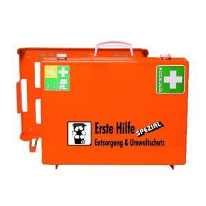 Erste-Hilfe-Koffer Beruf Spezial - Entsorgung und Umweltschutz nach Ö-Norm Z 1020-1