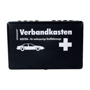 Verbandkasten für mehrspurige Kraftfahrzeuge nach Ö-Norm V 5101