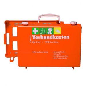 KFZ-Verbandkoffer SN-CD mit GGVS-Zusatzausstattung