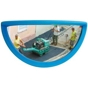 Rückspiegel für Baumaschinen ohne Fahrerkabine - Überprüfung von 3 Richtungen